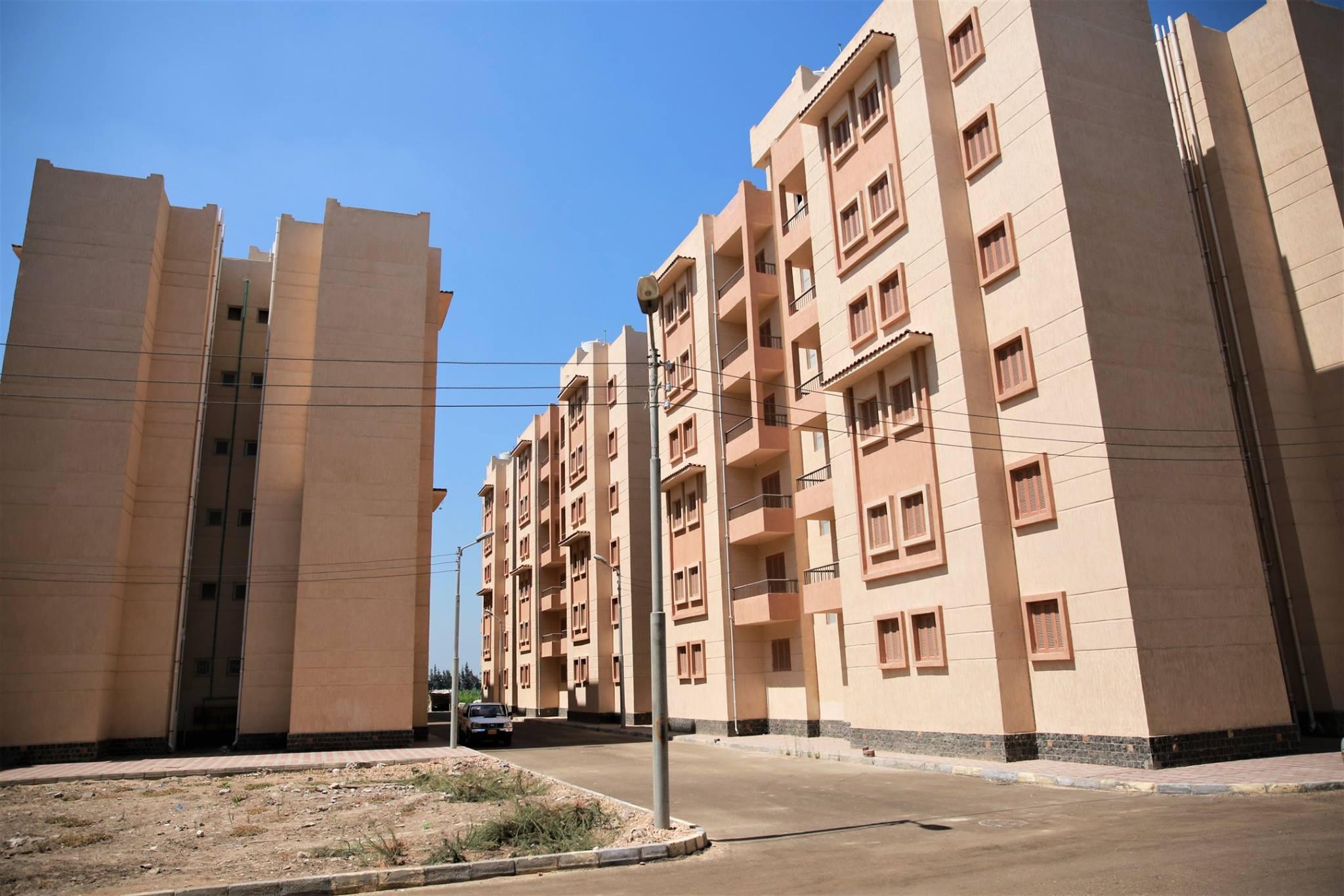 5- الوحدات السكنية بالحامول