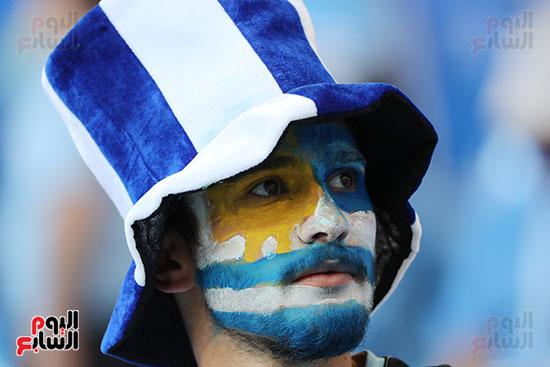 مشجع أوروجواى