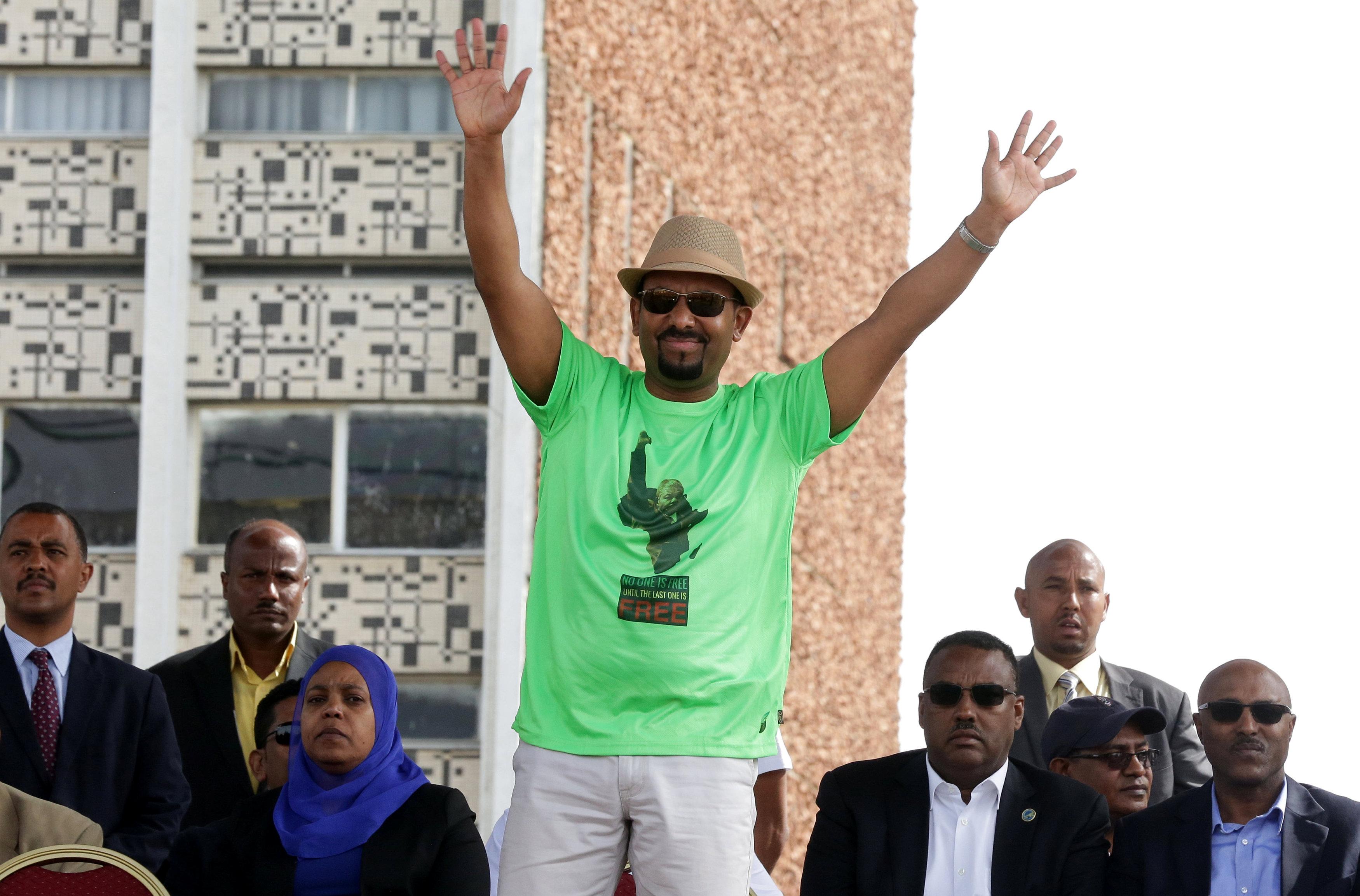 رئيس الوزراء الإثيوبى الجديد