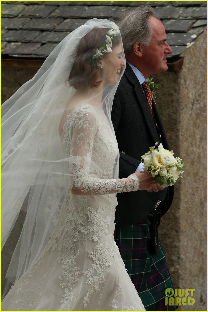 مراسم الزفاف