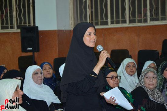 الأوقاف تطلق مشروع مربيات الأطفال (17)