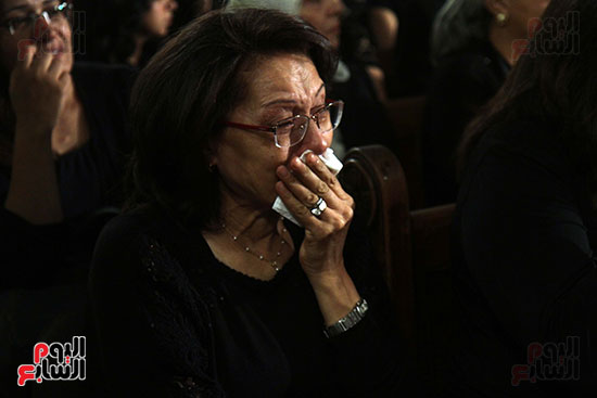 صور جنازة اللواء باقى زكى يوسف (14)