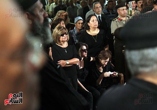 صور جنازة اللواء باقى زكى يوسف (31)