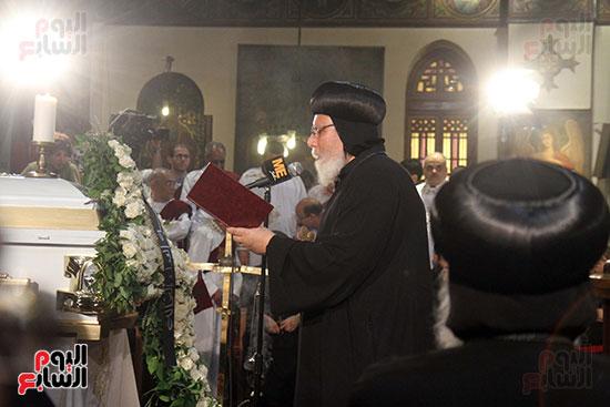 صور جنازة اللواء باقى زكى يوسف (36)