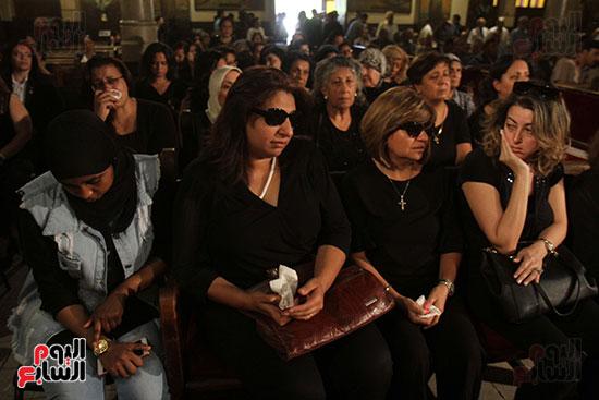 صور جنازة اللواء باقى زكى يوسف (11)