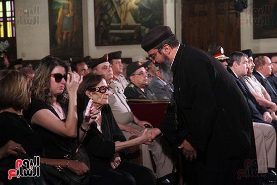 صور جنازة اللواء باقى زكى يوسف (22)