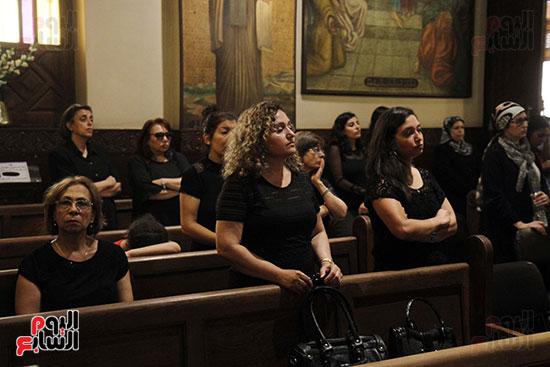 صور جنازة اللواء باقى زكى يوسف (32)