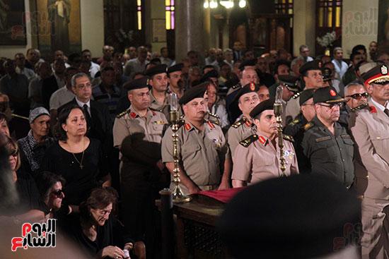 صور جنازة اللواء باقى زكى يوسف (30)