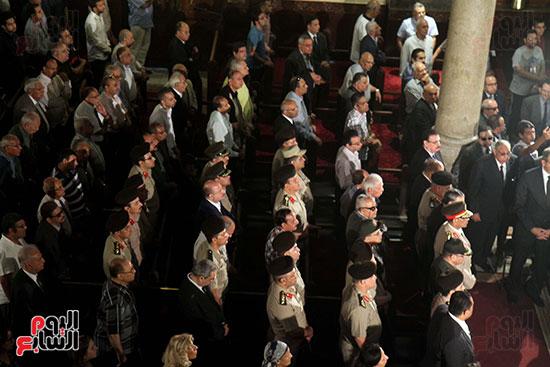 صور جنازة اللواء باقى زكى يوسف (42)