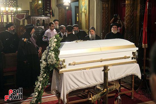 صور جنازة اللواء باقى زكى يوسف (24)