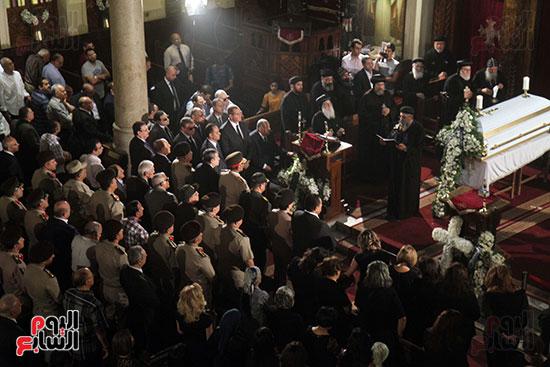صور جنازة اللواء باقى زكى يوسف (43)