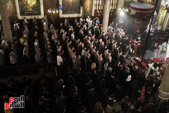 صور جنازة اللواء باقى زكى يوسف (38)