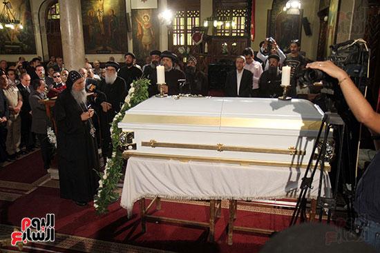 صور جنازة اللواء باقى زكى يوسف (29)