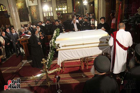 صور جنازة اللواء باقى زكى يوسف (25)