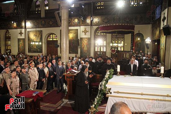 صور جنازة اللواء باقى زكى يوسف (27)