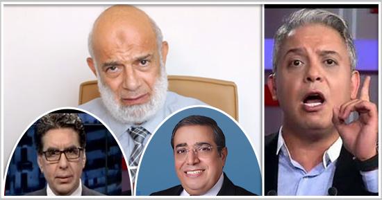 عتز مطر ومحمد ناصر وحمزة زوبع