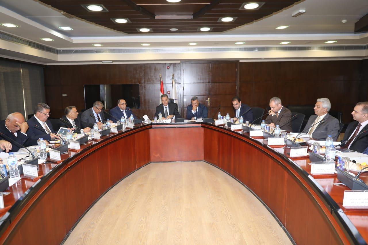 اجتماع مجلس إدارة موانىء البحر الأحمر (3)