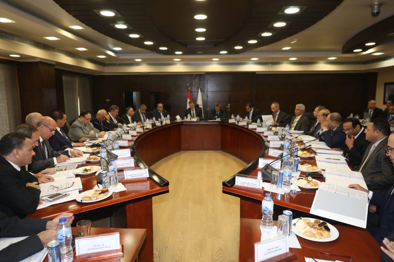 اجتماع مجلس إدارة موانىء البحر الأحمر (2)