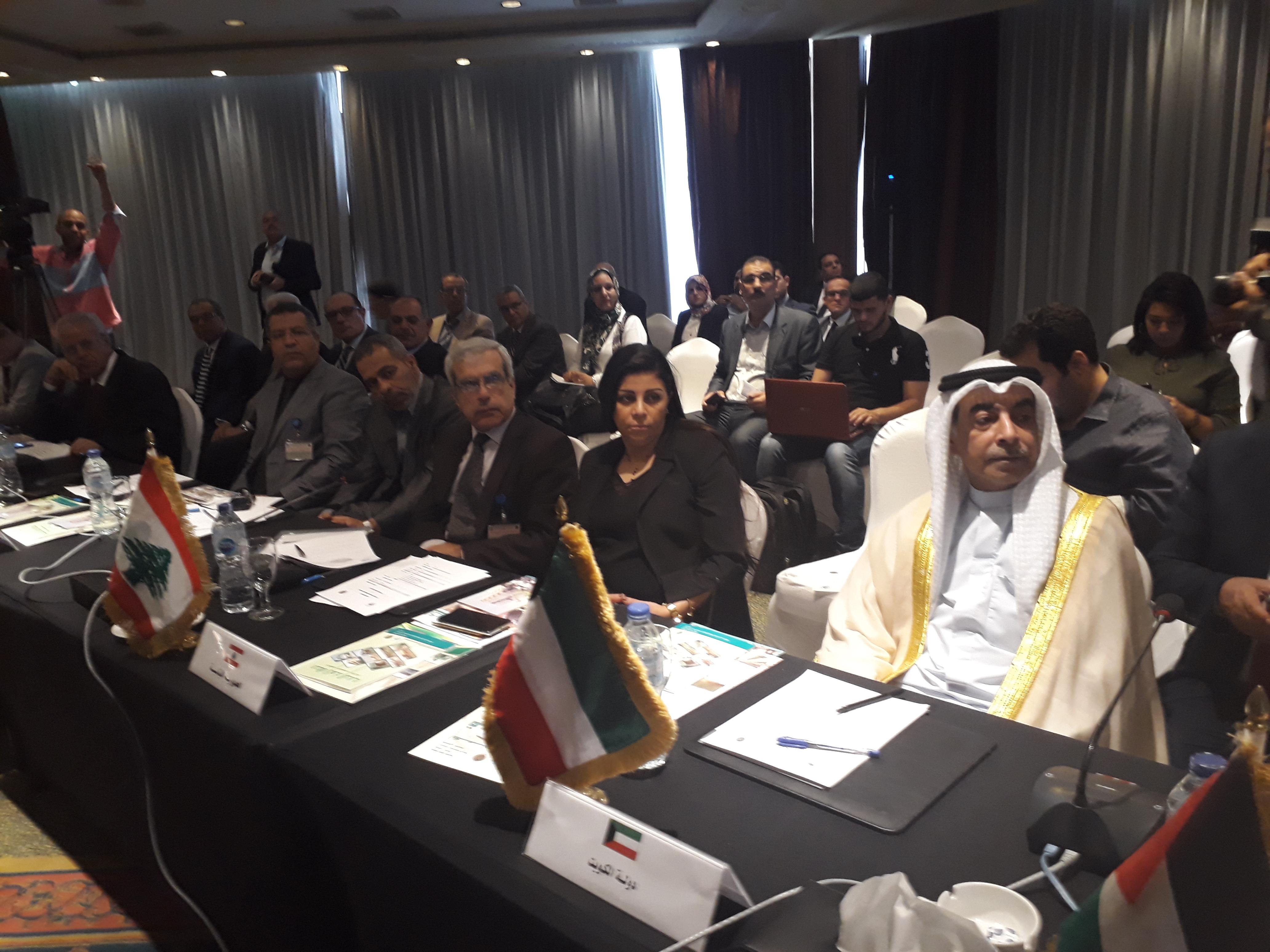 الدورة 34 للجمعية العمومية للمركز العربي لدراسات المناطق الجافة والأراضي القاحلة أكساد (5)