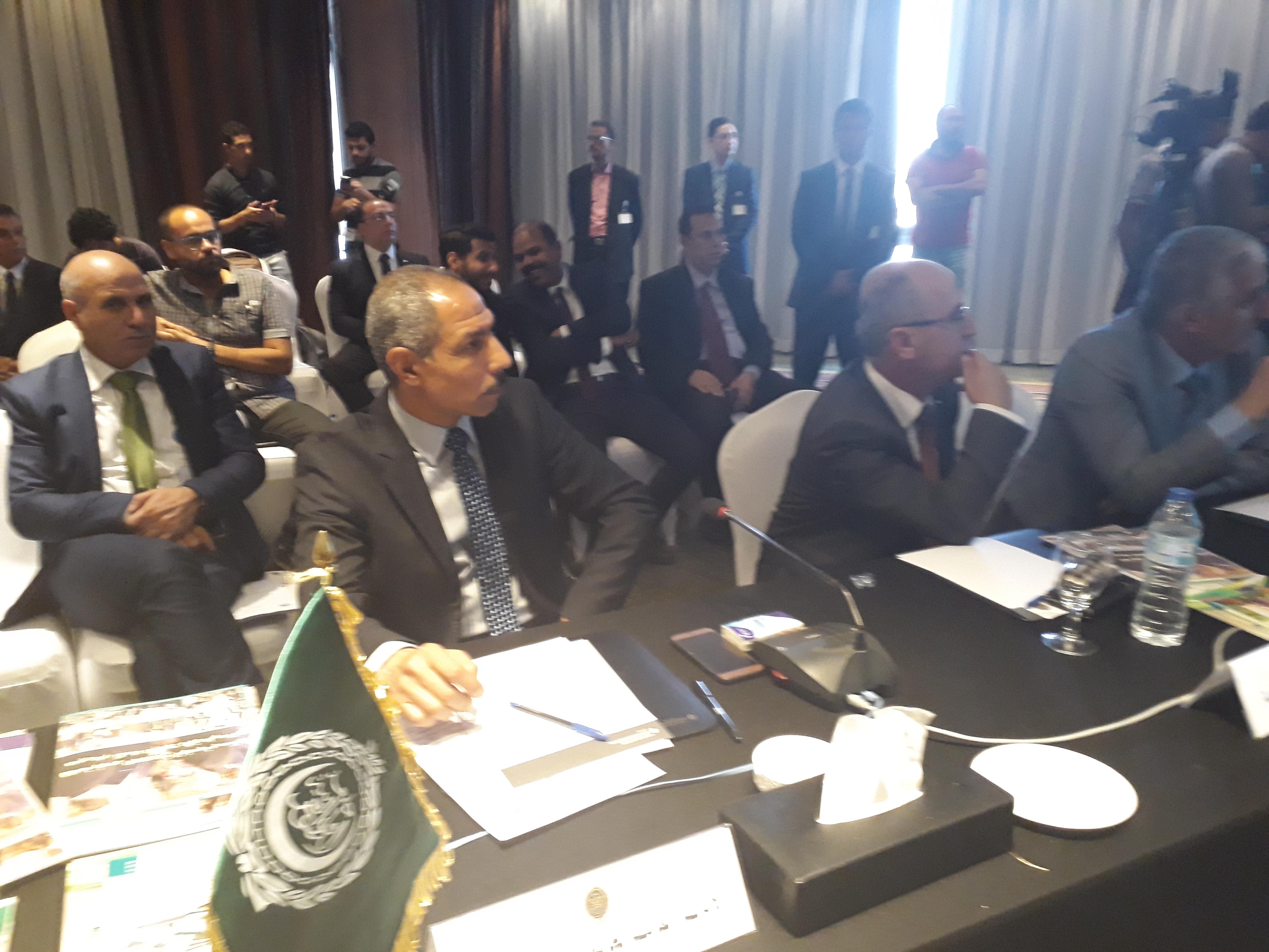 الدورة 34 للجمعية العمومية للمركز العربي لدراسات المناطق الجافة والأراضي القاحلة أكساد (4)