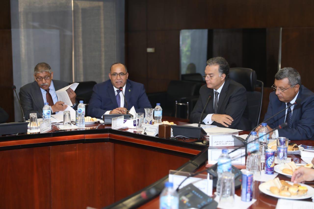 اجتماع مجلس إدارة موانىء البحر الأحمر (4)