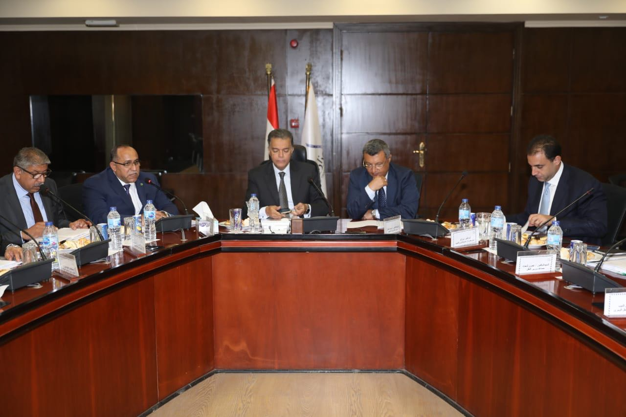 اجتماع مجلس إدارة موانىء البحر الأحمر (1)