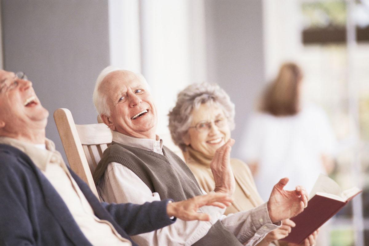 انشطة لكبار السن