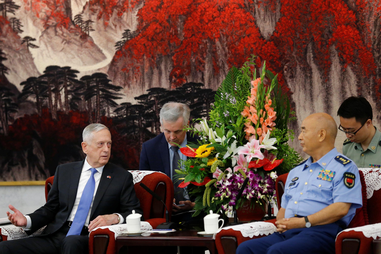 ماتيس في الصين