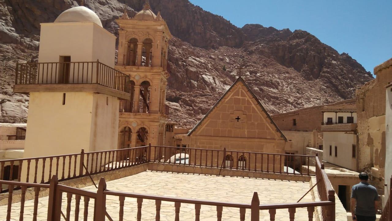 المواقع الأثرية بمنطقة جنوب سيناء (6)