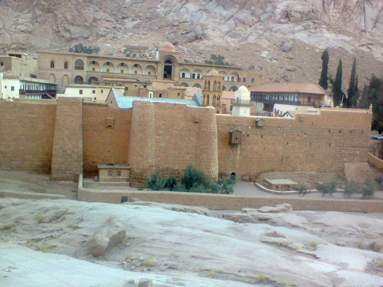 المواقع الأثرية بمنطقة جنوب سيناء (4)