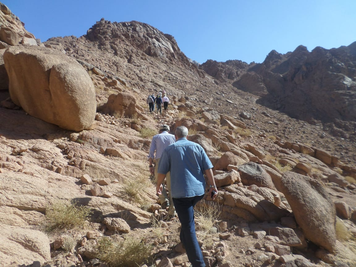 المواقع الأثرية بمنطقة جنوب سيناء (3)