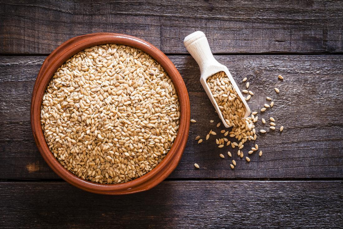 فوائد صحية لبذور الكتان