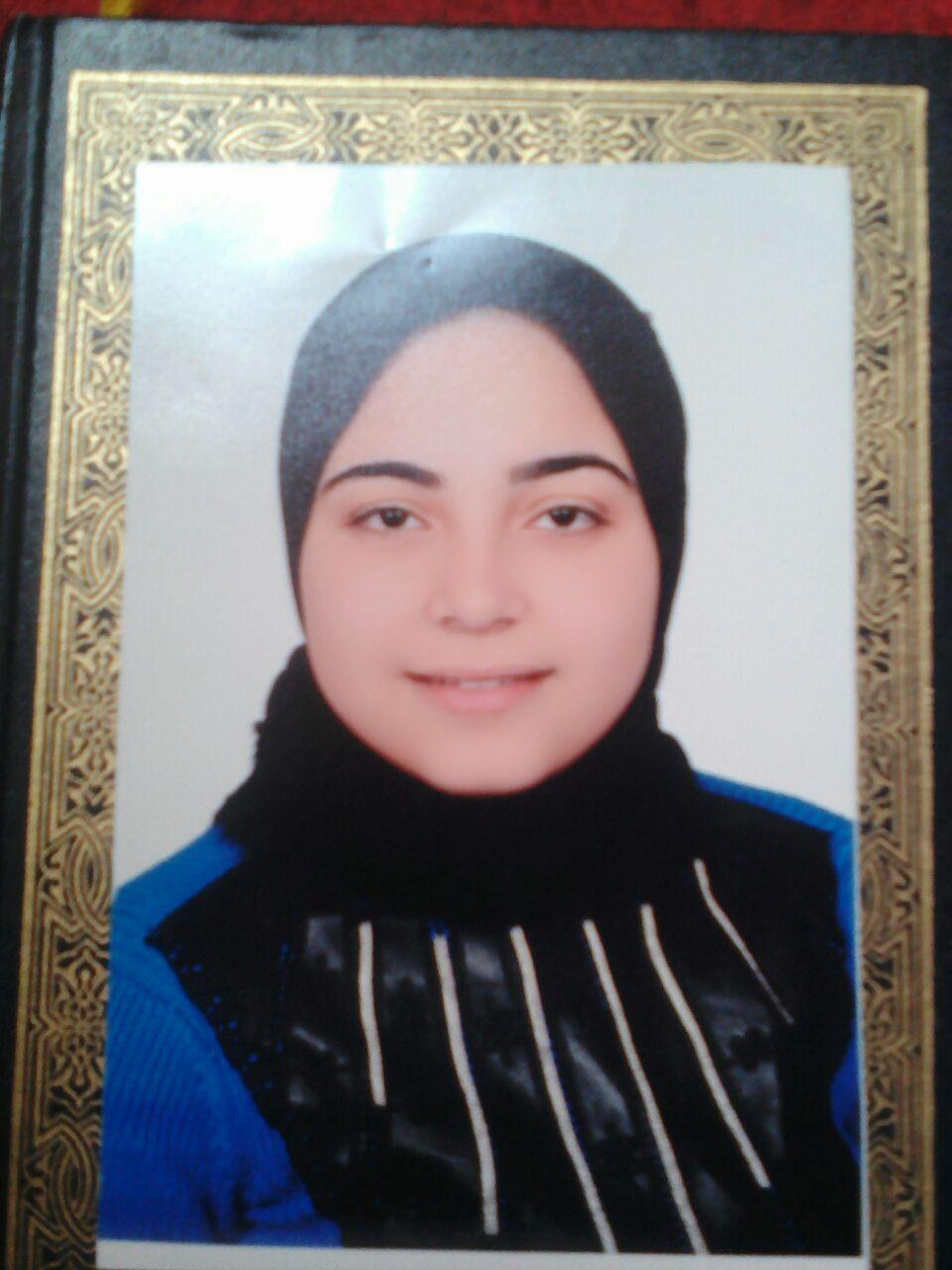 1- ياسمين جابر الثانية على مستوى الجمهورية