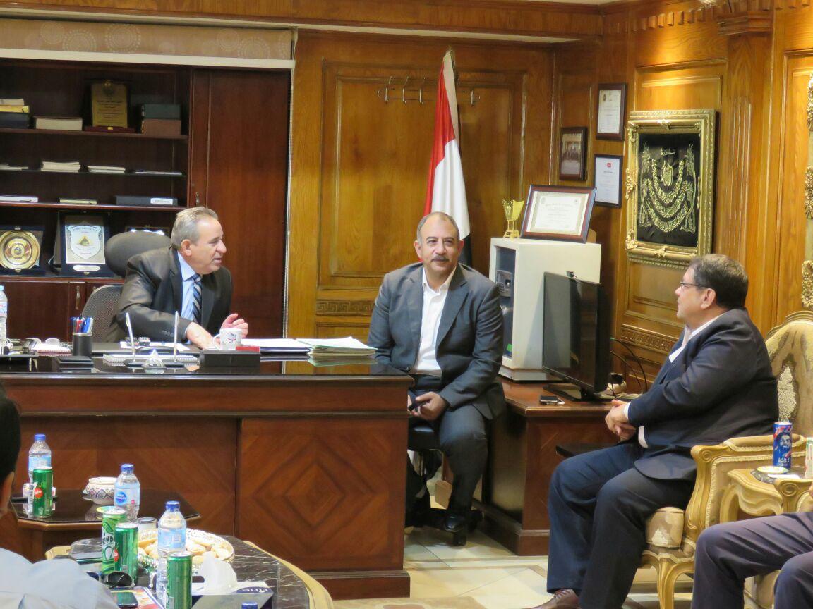 اللواء أنور سعيد مساعد وزير الداخلية