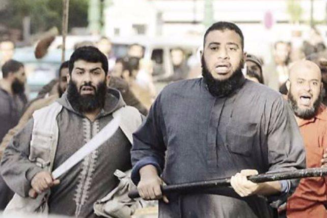جماعة الاخوان الارهابية
