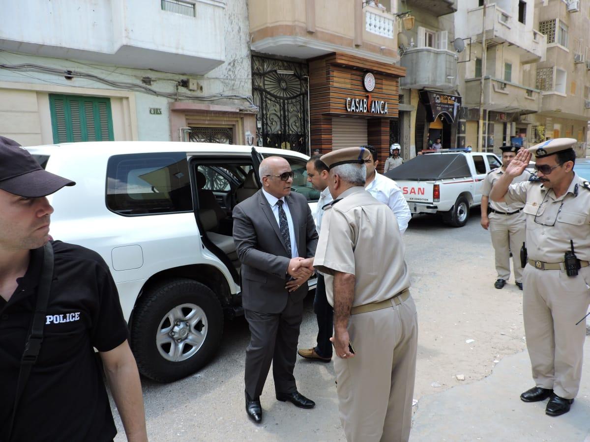 اللواء علاء عبدالفتاح ، مدير أمن البحيرة (1)
