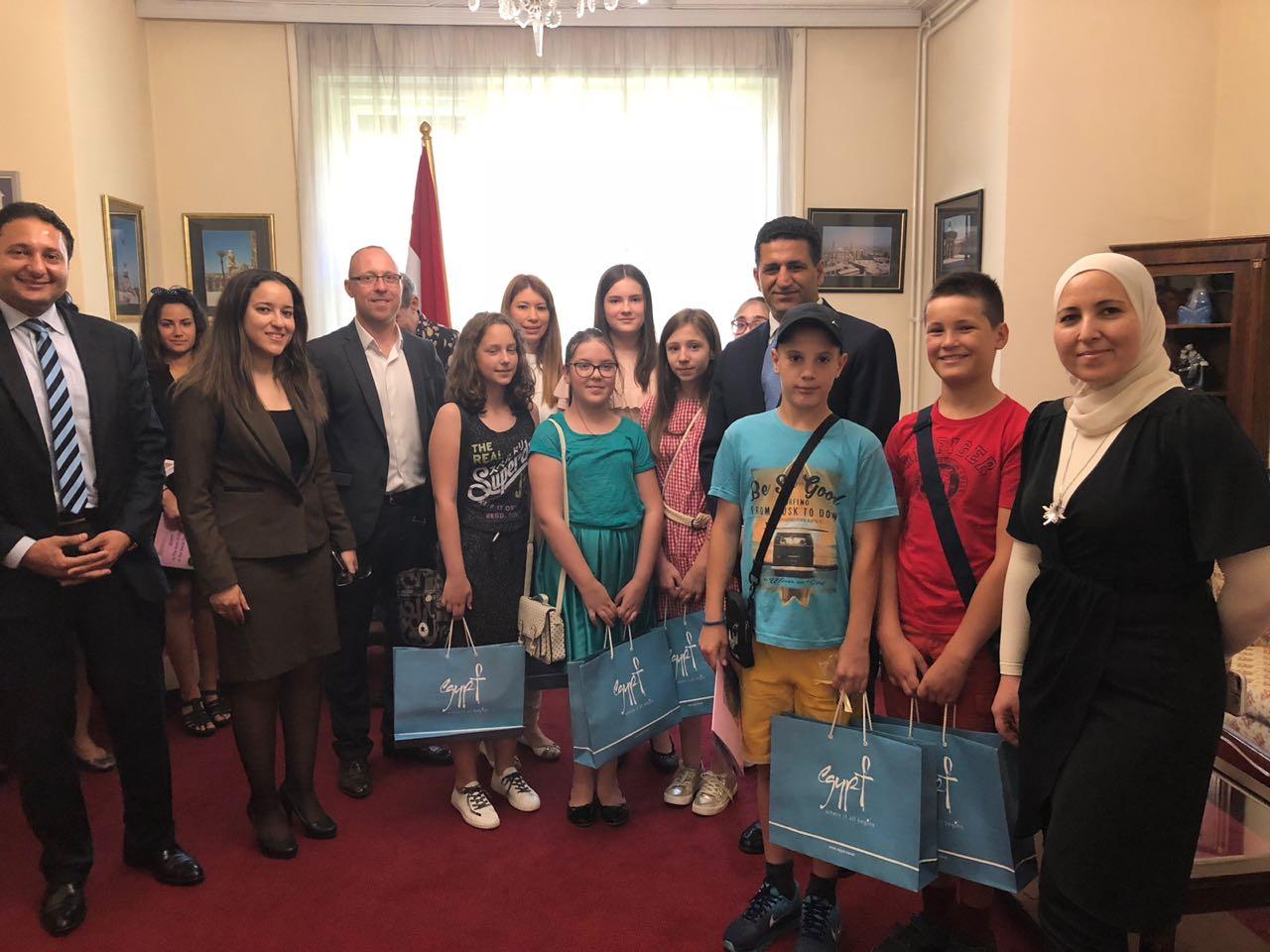 سفارة جمهورية مصر العربية فى بلجراد 56