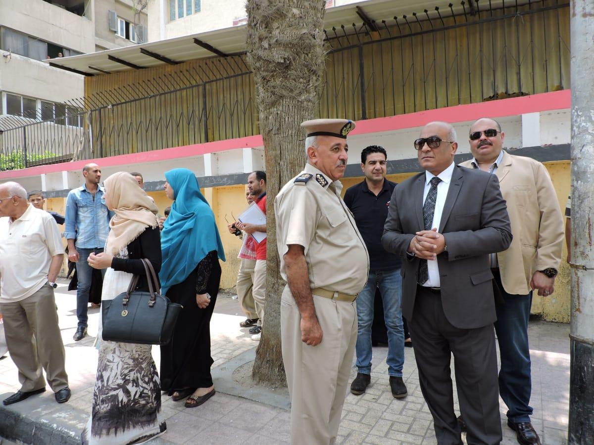 اللواء علاء عبدالفتاح ، مدير أمن البحيرة (4)