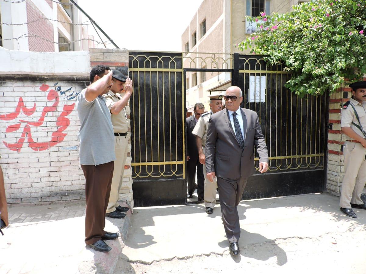 اللواء علاء عبدالفتاح ، مدير أمن البحيرة (3)