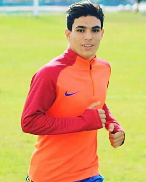 محمد مخلوف لاعب فاركو
