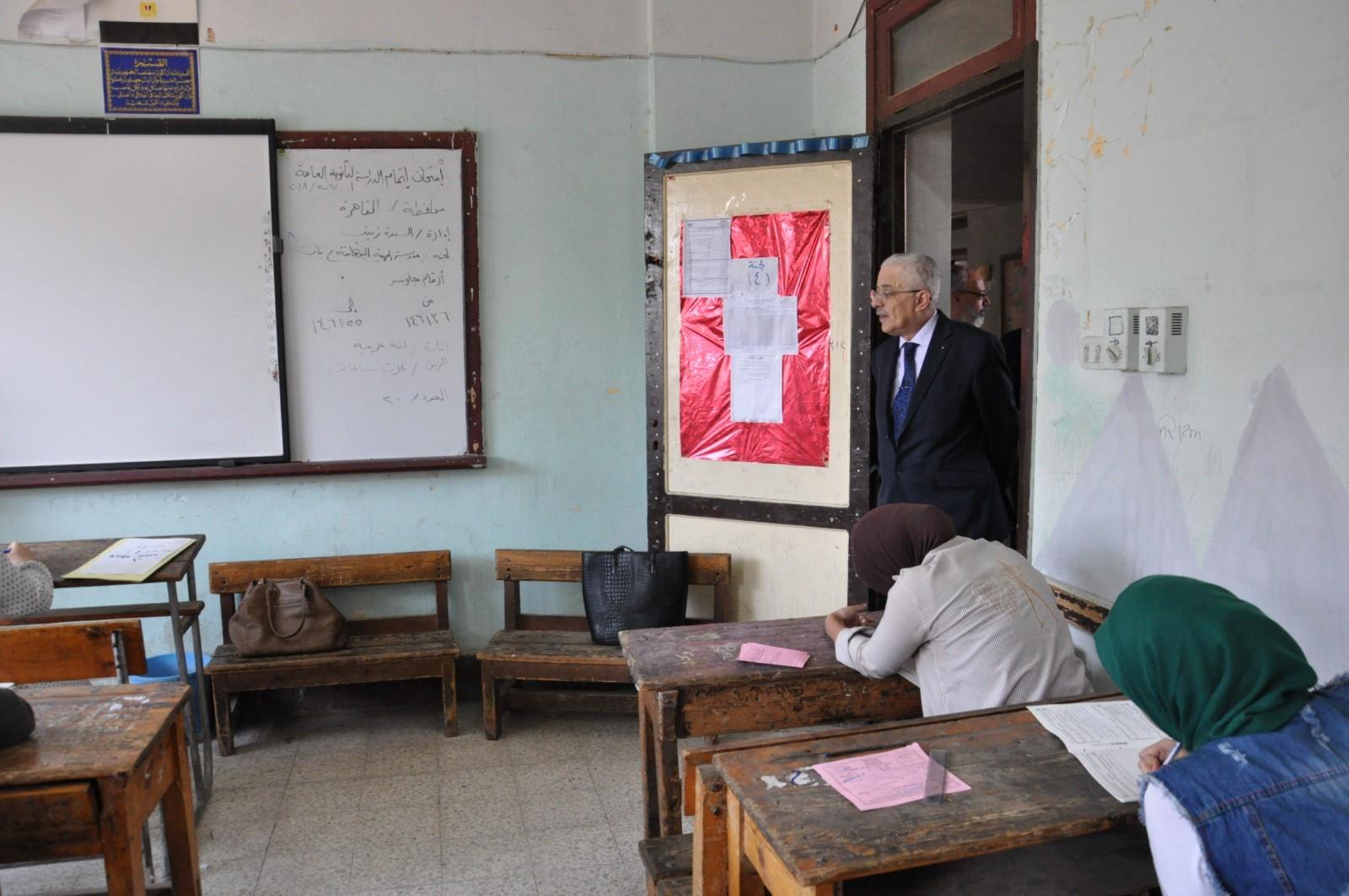 جولة وزير التربية والتعليم (4)