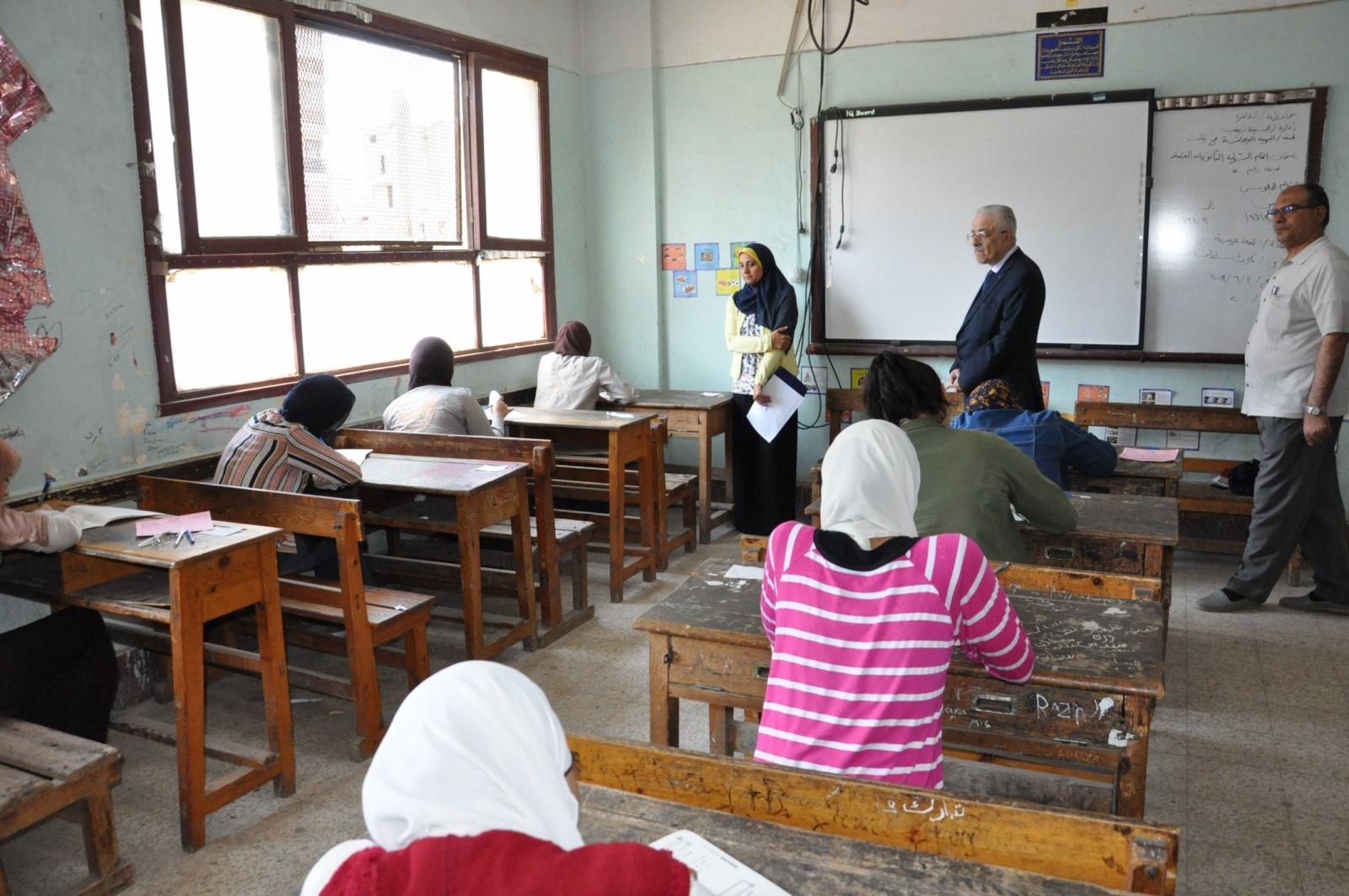 جولة وزير التربية والتعليم (2)