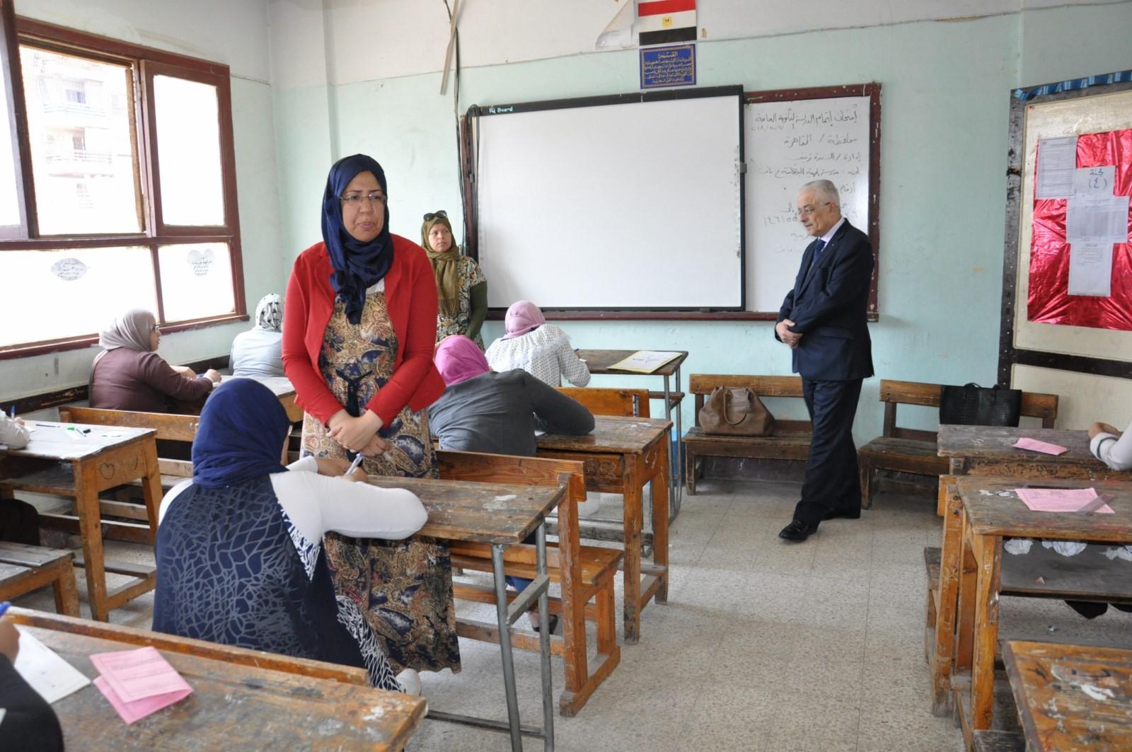 جولة وزير التربية والتعليم (5)