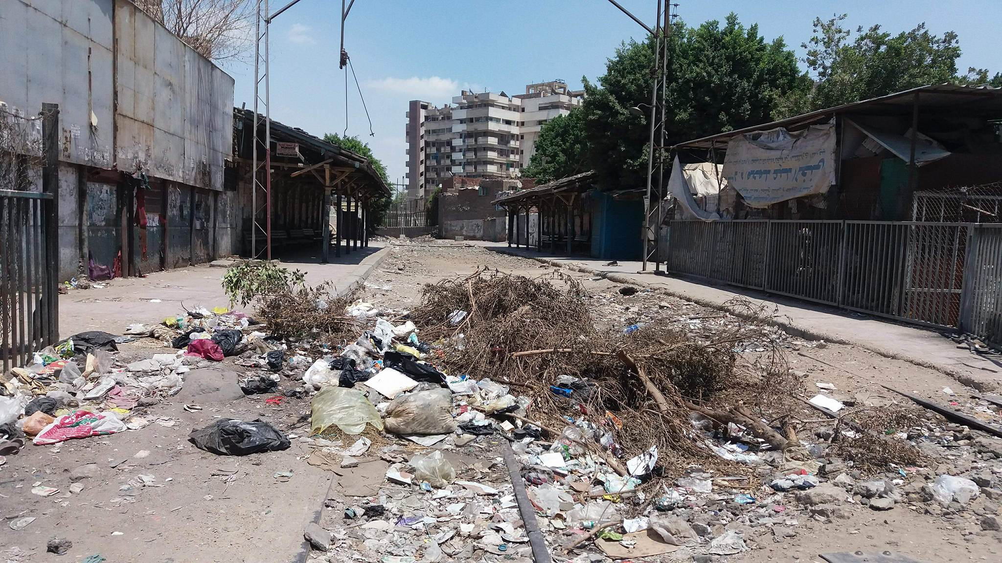 محطات تروماى مصر الجديدة