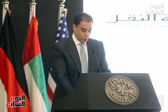 توقيع عقد أكبر مجمع للبتروكيماويات فى الشرق الأوسط (7)