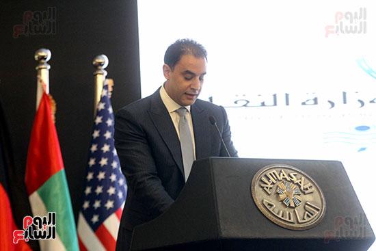 توقيع عقد أكبر مجمع للبتروكيماويات فى الشرق الأوسط (9)