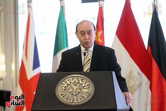 توقيع عقد أكبر مجمع للبتروكيماويات فى الشرق الأوسط (11)
