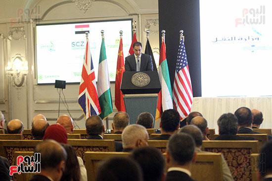 توقيع عقد أكبر مجمع للبتروكيماويات فى الشرق الأوسط (8)