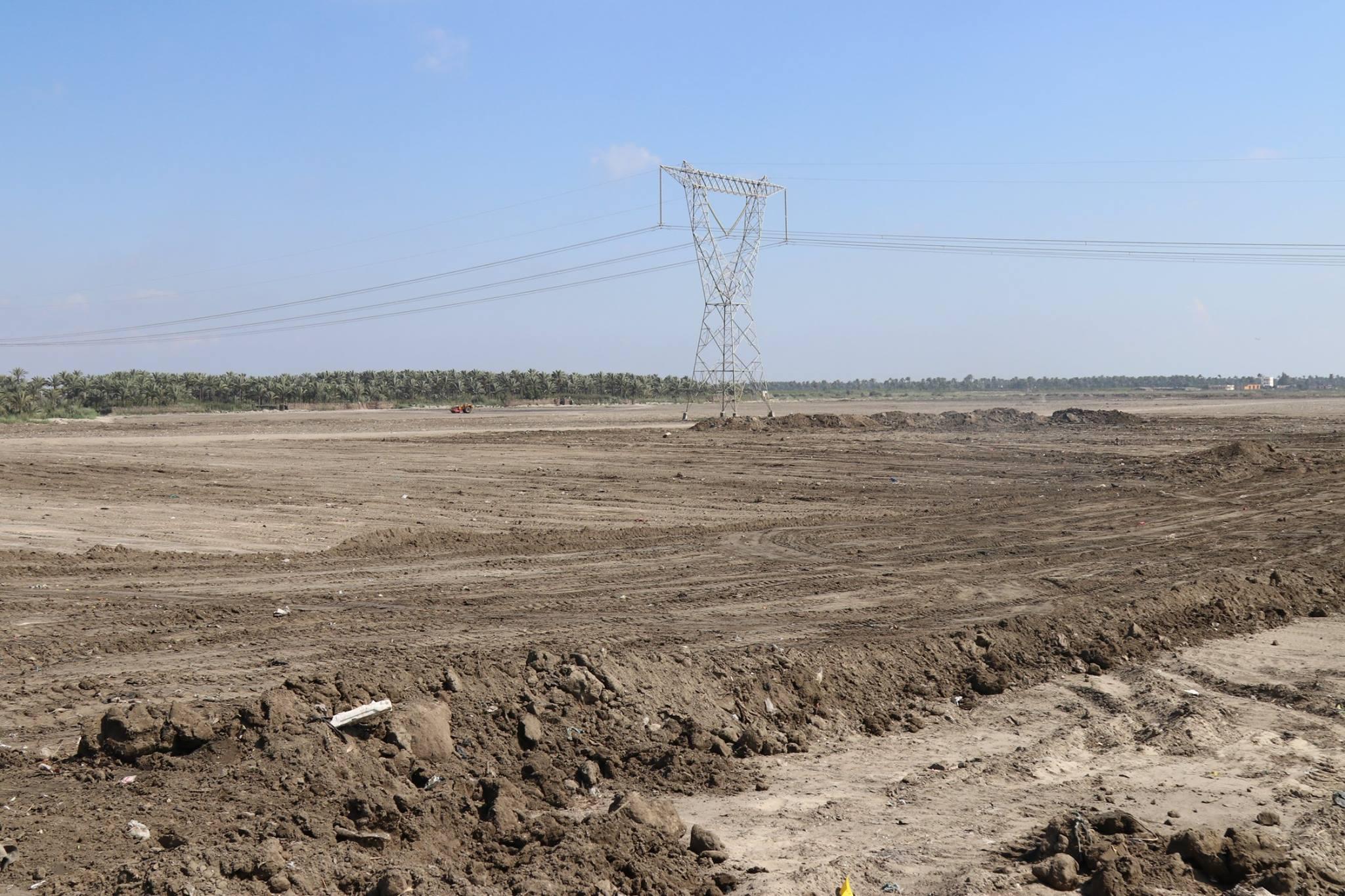 2- موقع مصنع الرمال السوداء