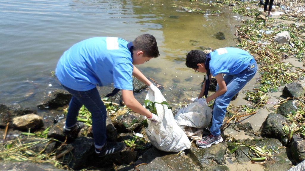 الاحتفال باليوم العالمى للبيئة بالاسماعيلية (8)
